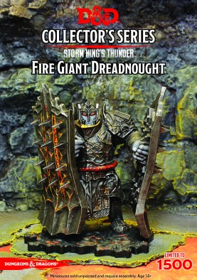 Fire Giant Dreadnought