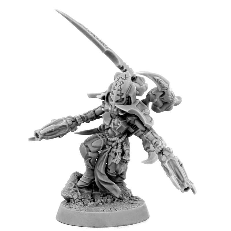 Wargame Exclusive's New Exarch & Alternative Battlesuits Released