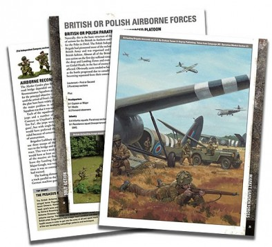 Bolt Action Campaign Market Garden Book Fan