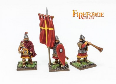 Byzantine Infantry Command #1 - FireForge Games