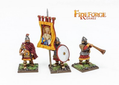 Byzantine Infantry Command #2 - FireForge Games
