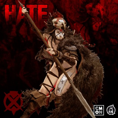 CMON Hate Preview Um'Cal Tribe Young Blood