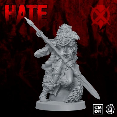 CMON Hate Preview Um'Cal Tribe Young Blood Render