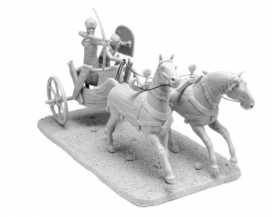 Egyptian Chariot 40mm Scale