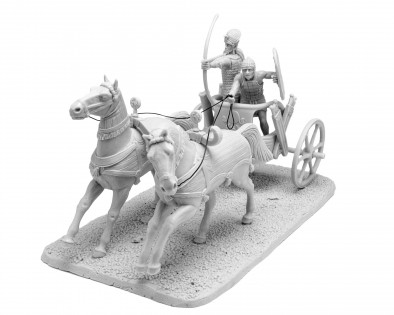 Egyptian Chariot 40mm Scale (Alt)