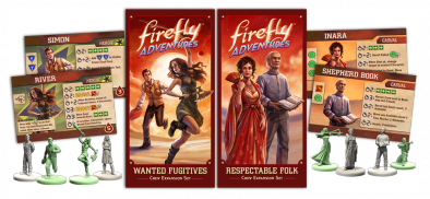 Firefly Adventures Character Packs