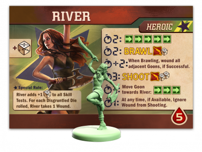 Firefly Adventures - River