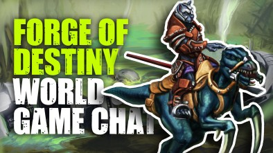 The Game & World In Forge Of Destiny