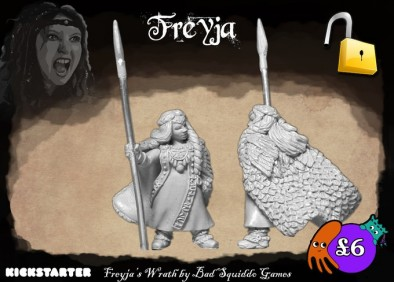 Freyja - Bad Squiddo Games