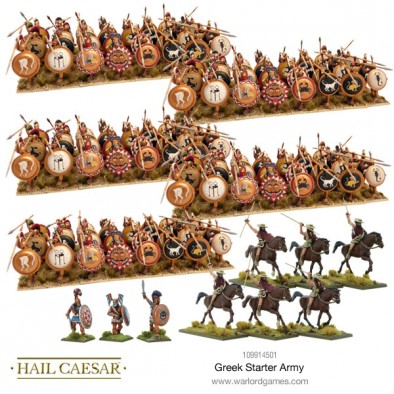 Greek Starter Army - Warlord Games