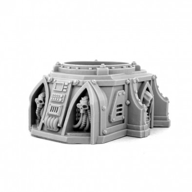 Imperial Turret Emplacement Armoured