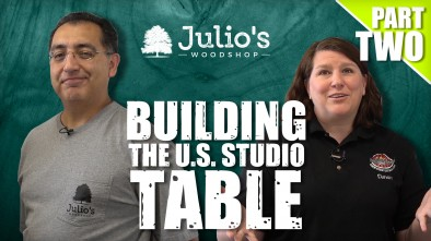 Building The US Studio Gaming Table: Part Two