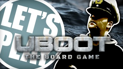 Let's Play: UBOOT - The Board Game