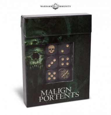 Malign Portents Dice - Age Of Sigmar