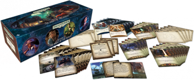 Return To The Night Of The Zealot - Arkham Horror