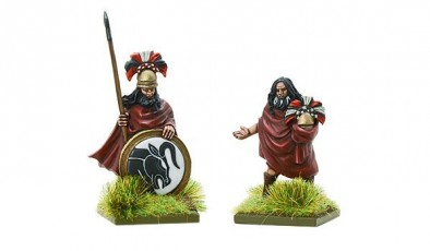 Spartan Generals - Warlord Games