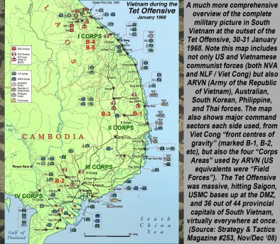 Gaming In The Vietnam War – 50th Anniversary Of The Tet