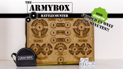 The Armybox - Battle Counter