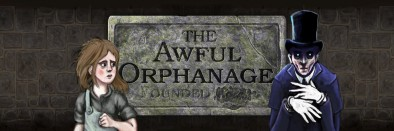 The Awful Orphanage - Banner