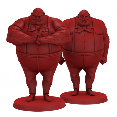 Tweedledee And Tweedledum - Batman