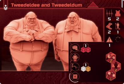 Tweedledee And Tweedledum Stats - Batman