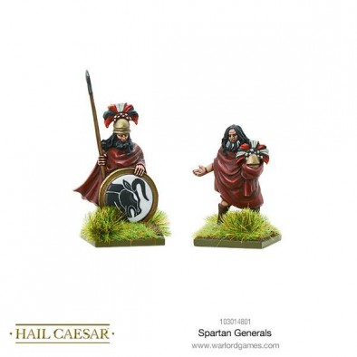 Warlord Games - Spartan Generals