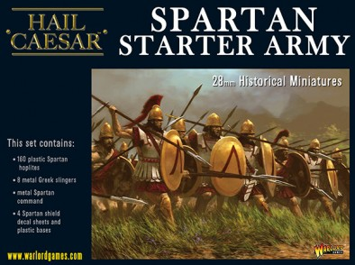 Warlord Games - Spartan Starter Army