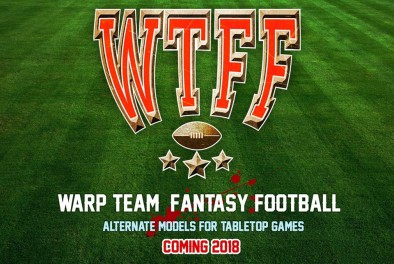 Warp Team Fantasy Football