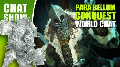 Weekender: Para Bellum's Conquest World Revealed & Brand New US Studio