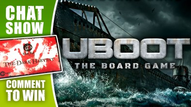Weekender: Sinking Ships In UBOOT, Vietnam On The Tabletop & Win A Guild Ball Prize!