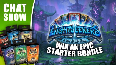 Weekender: Win A Lightseekers Starter Bundle & American Football Hits The Tabletop