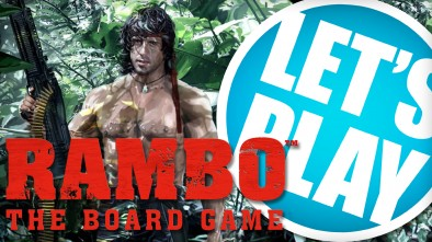 Let's Play: Rambo - The Board Game