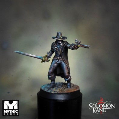 Solomon Kane (Miniature) - Main