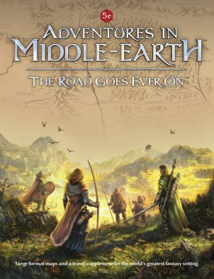 Adventures In Middle-earth - The Road Goes Ever On