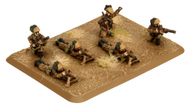Bersaglieri MG & Mortar Platoon - Flames Of War