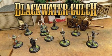 Blackwater Gulch 2nd Edition - Gangfight Games