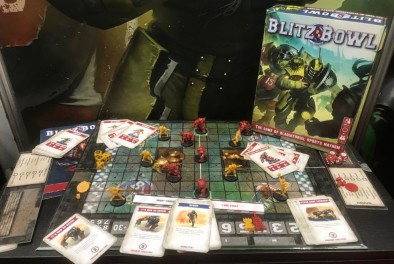 Blitz Bowl - Games Workshop