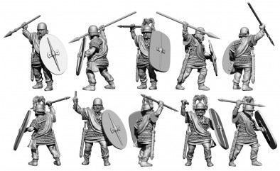 Chariot Fighting Crew - Victrix