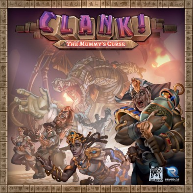 Clank - The Mummy's Curse