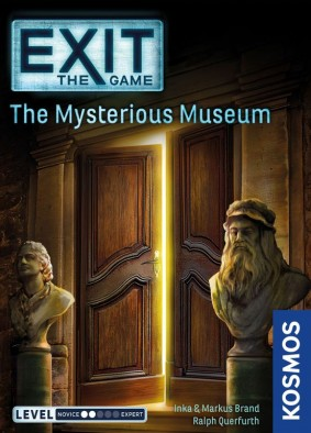 Exit The Game - The Mysterious Museum (2018)