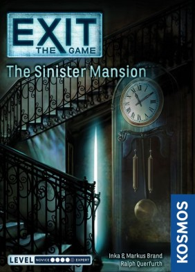 Exit The Game - The Sinister Mansion (2018)