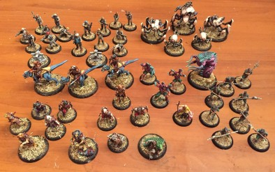 Forge of Destiny Painted Minis