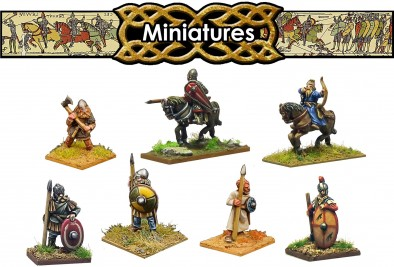 Forged In Battle - Dark Age Miniatures