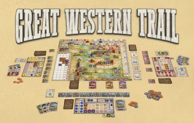 Great Western Trail - Gameplay