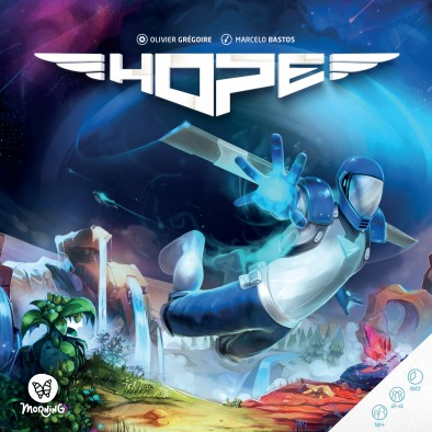 HOPE - Box Cover