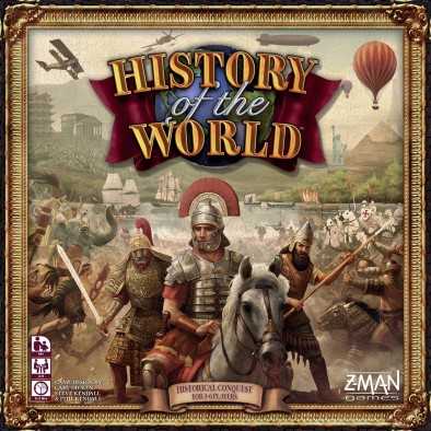 History Of The World (Cover)
