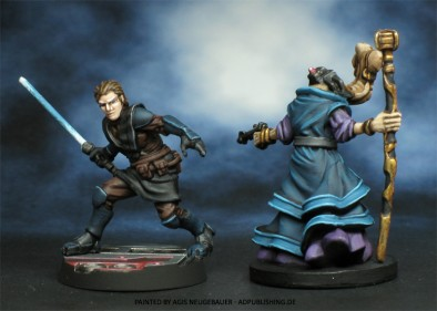 Imperial Assault Miniatures #2 by agis