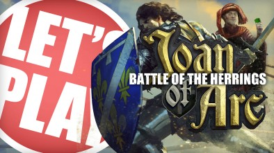 Let's Play: Joan of Arc – The Battle of the Herrings