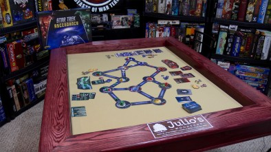 Building The US Studio Gaming Table: Part Three