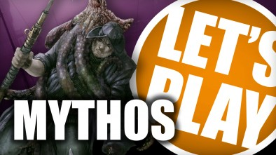 Let's Play: Mythos - Custos Crypta Vs Hidden Ones